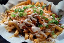 French Fry Toppings
