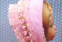 головные уборы для кукол