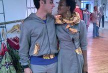 Urban Zulu Designs / Urban Zulu Sweater & Dress @ Urban Zulu Store In Rosebank