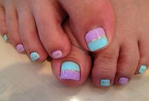 Nails - Pedicure Designs