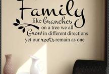 Family history / by Jane Bradshaw