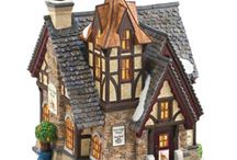 Dept 56 Dickens Village NEED / by Molly McCarthy