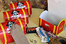 compleanno tema pirati