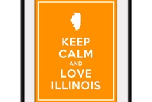 Illinois / A board representing our love of Illinois!  / by Heritage Corridor CVB