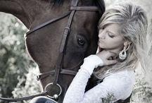 foto s koněm