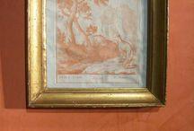 dipinti antichi dell'800 / Ragazze con fiori e colomba sulla spalla -Olio su tela - Primo '800 - misure cm. 52 x 42 - completo di cornice cm. 70,5 x 61,5 PADOVA - ITALY www.antichitapietrolupi.com e-mail pietrolupi@libero.it