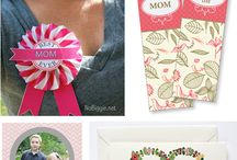 Mother's Day crafts and cards