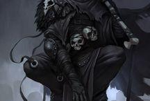 Death/Skull/Shinigami