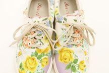Mode imprimés floral / Floral fashion