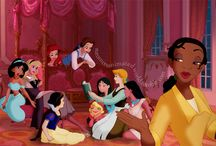 Disney princess and more / by Jamie Snider