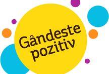 Gandeste-Pozitiv.ro / Revista de dezvoltare personala