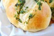 Bułki, chleby