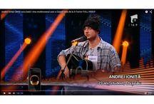 un student ttalentat la X Factor !