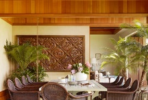 Polynesian decor ideas