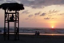 Travel Beach. Olón Ecuador / Olón. Ruta del Spondylus.  #Olon #Ecuador  Una de las mejores Playas del Ecuador, con una extensión de 7 Kilómetros de playas, es el lugar ideal para relajarse en la arena y nadar en el mar. http://hotelesdeolon.com/