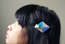 Hair Accessories / by Alicia Humphries