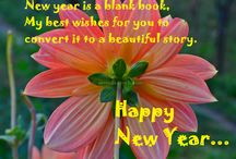 Happy New Year Cards (HD and True Picture New Year Cards) / Here is collection of HD and True Picture Based Happy New Year Cards. You can share these cards with your friends and dear ones on New Year Eve.  / by Arvind Katoch