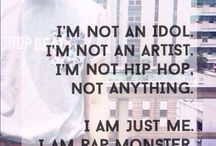 bts rap monster❤