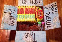 DIY Romantic Gifts