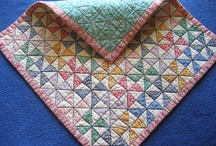 Doll &doll quilts