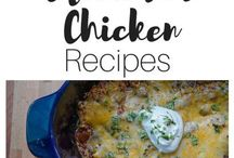 Crock pot and Slow Cooker Receipes