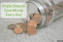 Money Saving Tips / by Sweet Tart Beauty