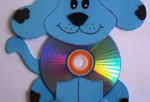 zvířátka z CD