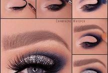 Georgia's makeup