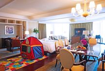 Review: Four Seasons Hotel Macau / Holidays with Kids blogger, Rene Young, finds the Four Seasons Hotel in Macau is a great, family friendly accommodation option when travelling with kids - especially kids that love frozen!
