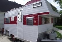Vintage Aloha Camper / by Brianna Holifield