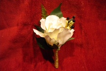 Nephew's Prom Flowers / His Date's Corsage / by Donna McCoy