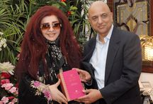 """Beauty Icon Shahnaz Husain now a subject at the Harvard Business School / Padam Shri Shahnaz Husain's entrepreneurial role in creating India's natural Beauty market and strong belief in the importance of Corporate Social Responsibility has inspired the Harvard Business School to include her as a 'Subject'. A prized video interview of Shahnaz Husain titled """"Creating Emerging Markets"""" conducted by Harvard Professor Sunil Gupta from Boston sometime ago has been included in a 'Question-Answer Format' as part of the Harvard Business School Teaching Curriculum."""