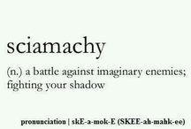 Words That Easily Describe Me