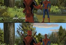 Deadpool / by Real Harley Quinn