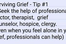 Grief Tips by Gwen