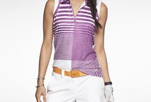Golf outfits woman