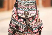 mochilas y carteras