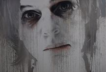 Annemarie Busschers / Portret painting