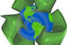 Clean Spaces / All about recycling and repurposing, as well as other money saving and environmentally friendly ideas.