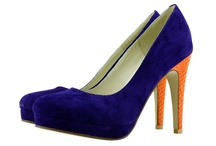Platform Pumps: Design Ideas / by Shoes of Prey