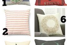 Christmas Pillow Ideas