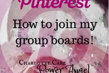 How to join my group boards!