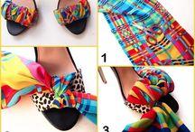 Liston en zapatos