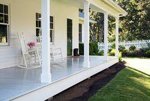 Porch dreams / by Rhonda Koerschner Ohlson