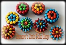 Cupcake carriage kids cake designs
