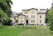 Łękno - Pałac