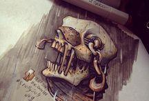 TattooSkullTom