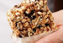 Totally Nuts About Nuts! / Nuts are a great snack to add to your daily diet! Here are some creative ways to add this terrific source of protein to your diet.
