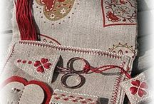 Embroidery - Petit point