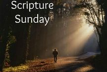 "Scripture Sunday / Sharing my ""Scripture Sunday"" blog posts from my blog - familiesagain.blogspot.com"